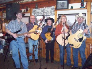 Doug the Singing Cowboy and the Sagebrush Band!